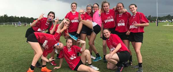 Raleigh High School Girls Rugby