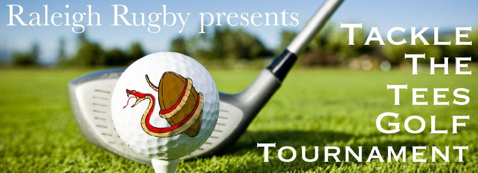 2019 Golf Tournament Raleigh Rugby Football Club
