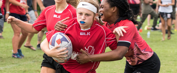 Raleigh Middle School Girls Rugby