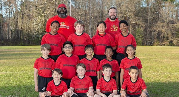 Raleigh Rugby Youth Rookies