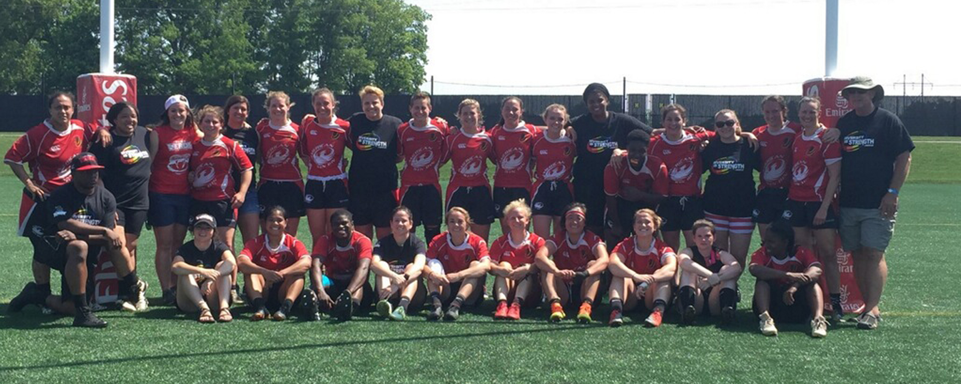 Raleigh Venom Rugby Nationals 2018