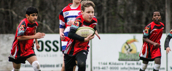 Youth Juniors Rugby - Rattlesnakes