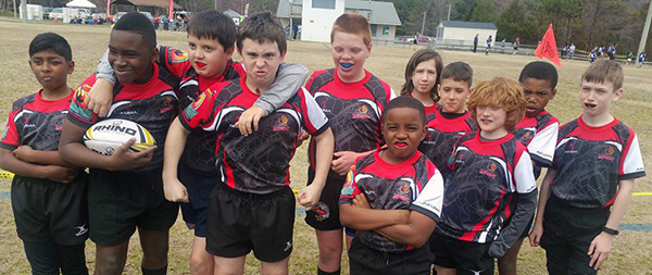 Youth Tackle Rugby