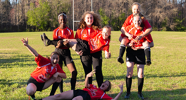 Raleigh Cobras Middle School Girls Rugby