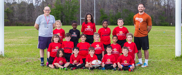 Raleigh Rugby Youth Touch